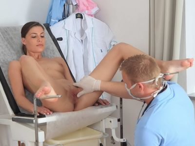 У гинеколога