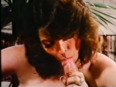 Подборка страстного секса красивых женщин из ретро порно с групповухой