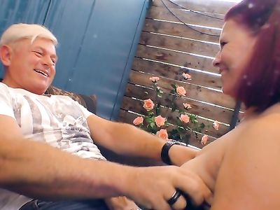 Нарезка шикарного секса похотливых немецких мужиков со зрелыми бабами